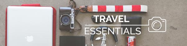 must-have travel essentials