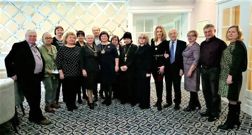 Встреча в Твери, январь 2018
