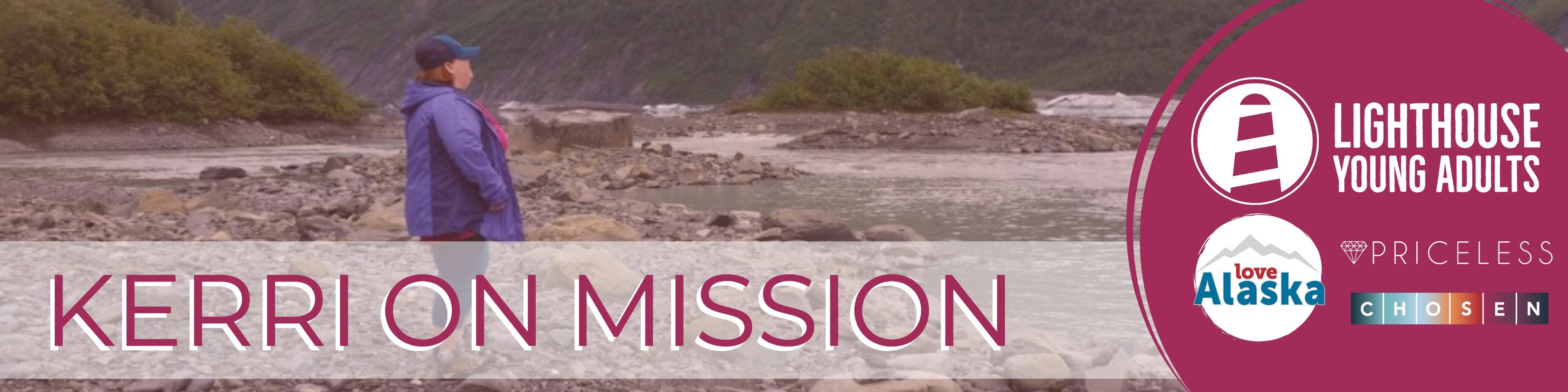 Kerri On Mission