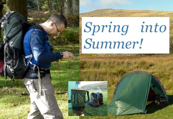 Spring into summer with a New Forest Navigation course
