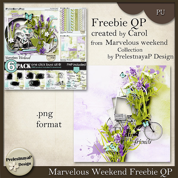 Time for April Pickle Barrel - New Marvelous weekend Collection Only $1 each pack + FWP Offer and New Freebie