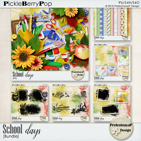 New School days Collection - Save up to 52% off!