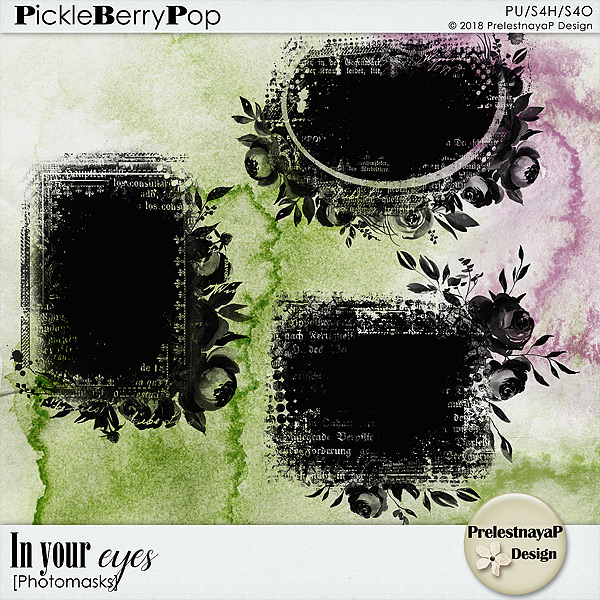 Time for October Pickle Barrel - New In your eyes Collection for Only $1 or $1.5 each pack!