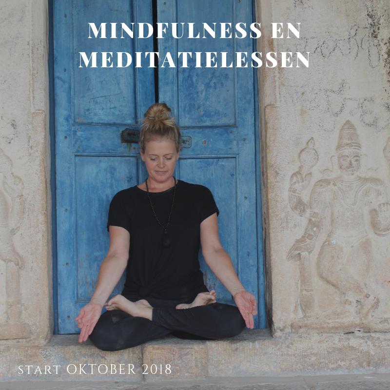 Mindfulness en meditatielessen