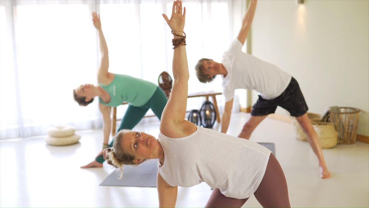 Intro curus Vinyasa yoga