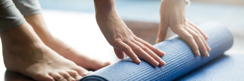 De Yoga Studio, zin in yoga