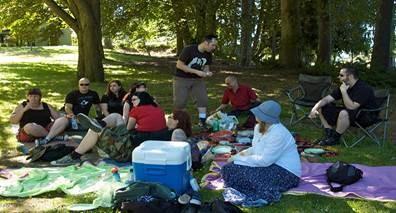 South Island Family Picnic