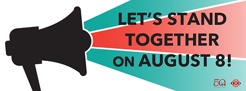 August 8th - CRA day of action