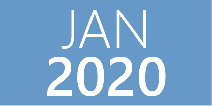 January 2020 Events