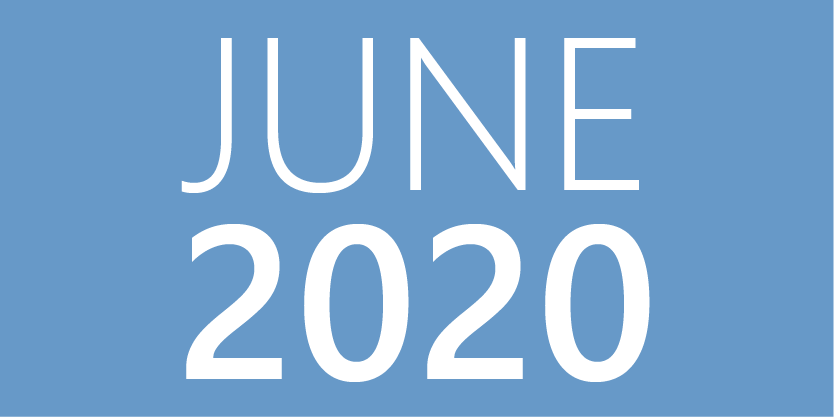 June 2020 Events