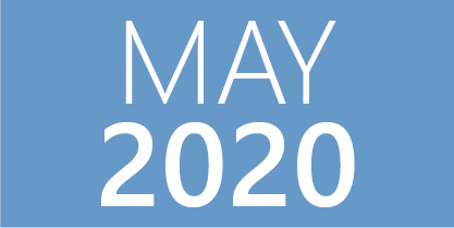 May 2020 Events