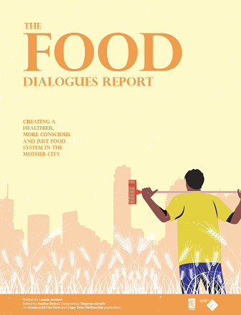 Food Dialogues Report Cover