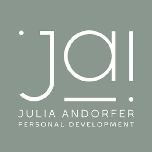 Julia Andorfer | Personal Development Logo