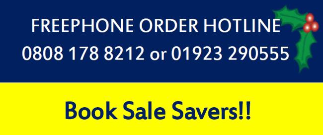 Book Sale Savers!!
