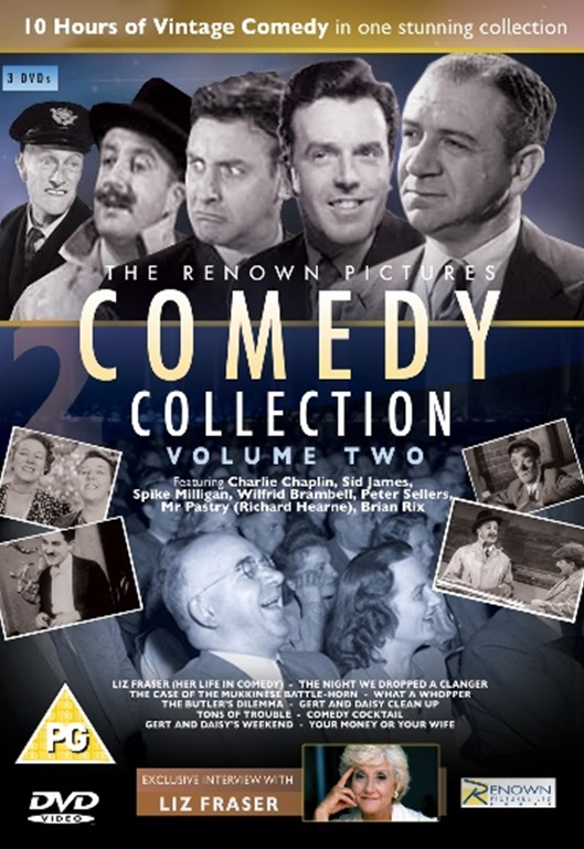 The Renown Comedy Collection Volume 2