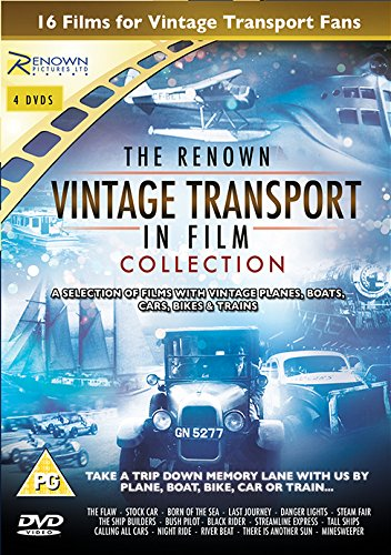 The Renown Vintage Transport In Film Collection