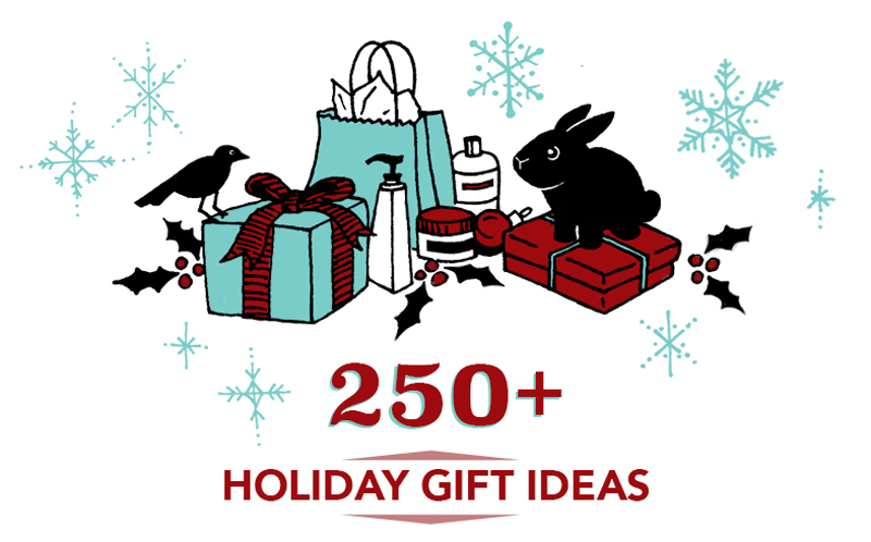 250+ Holiday Gift Ideas