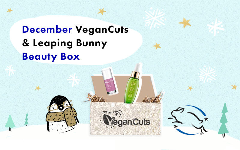Vegan Cuts and Leaping Bunny Box