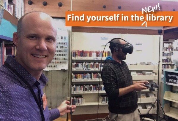Virtual Reality in the Library