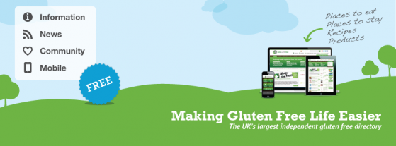 Live Gluten Free - April 2013 Newsletter