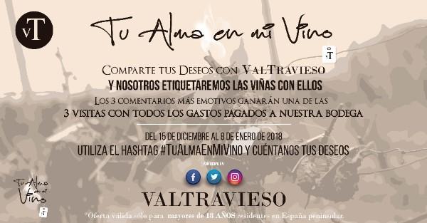Valtravieso #TuAlmaEnMiVino