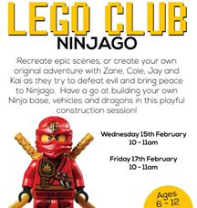 Lego Club: Ninjago
