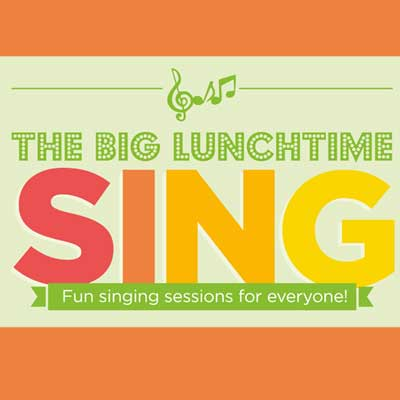 The Big Lunchtime Sing