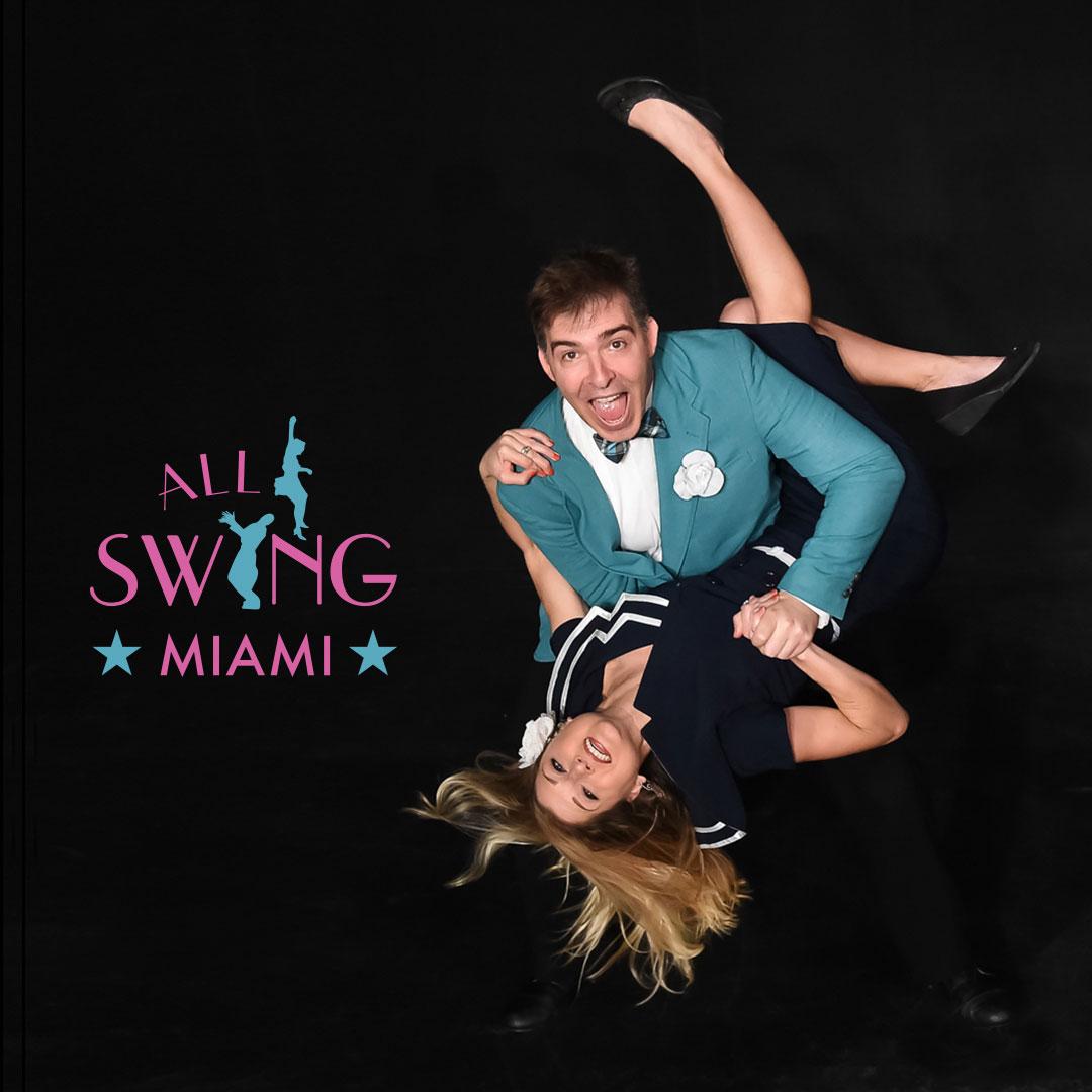8pm Beginner Swing Dance Lesson