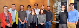 Columbia's Top Team of Astronomers Visits Chile