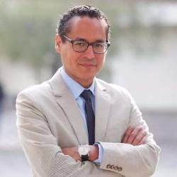 Rosevelt Montás, Director fo Columbia's Core Curriculum Center