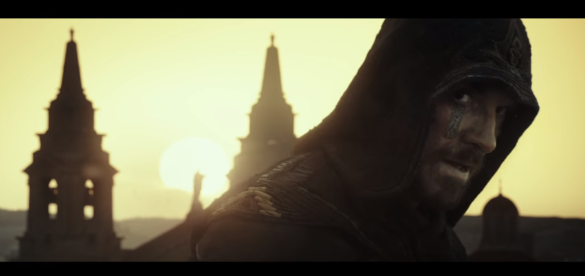 ASSASSIN'S CREED - OFFICIAL TRAILER #1 NL/FR [HD]