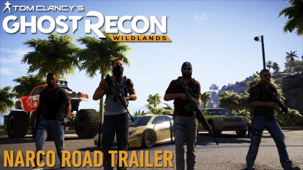 Tom Clancy's Ghost Recon Wildlands : Ruthless Director's Cut