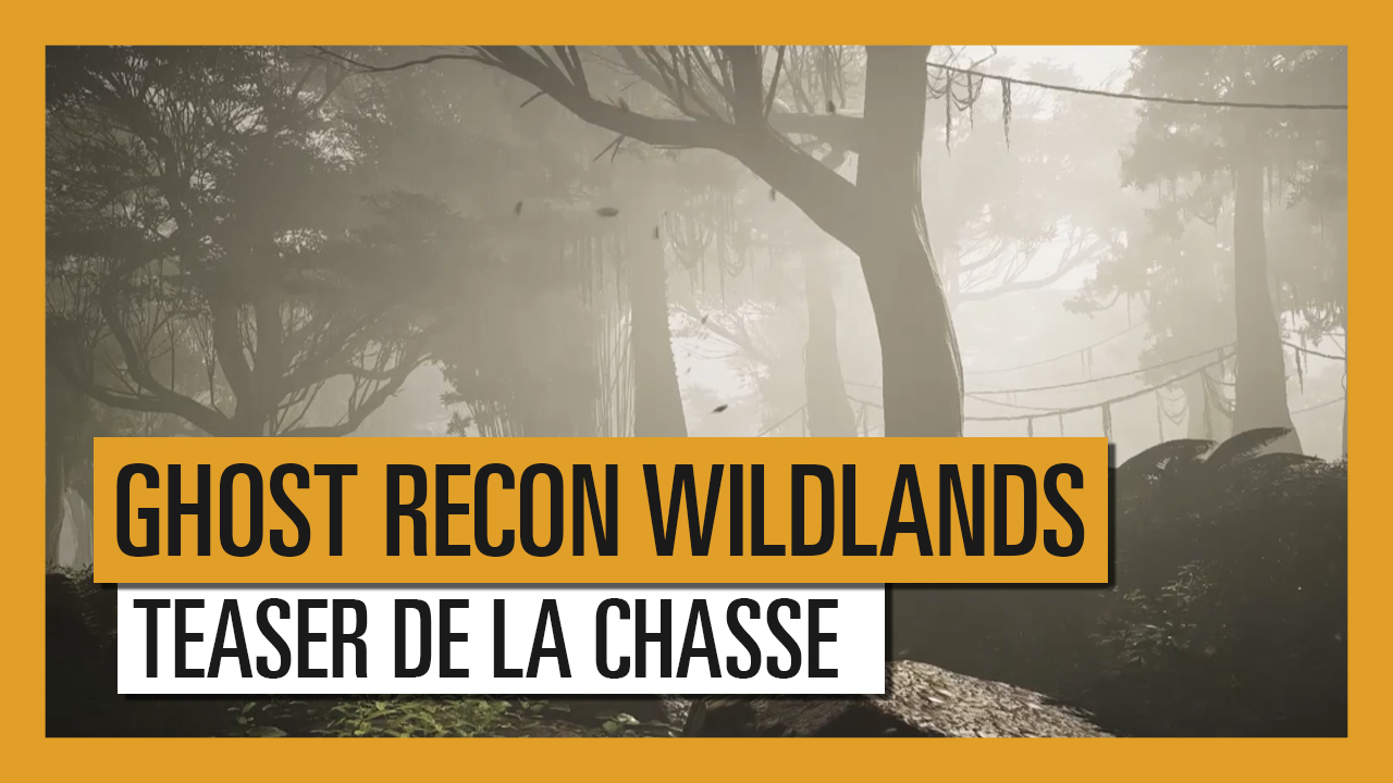 GHOST RECON WILDLANDS: PvP Ghost War Klassen Trailer 2/4