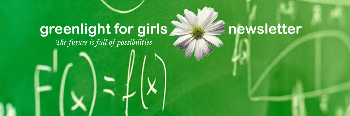 greenlight for girls newsletter