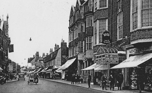 Bromley High Street 1920a