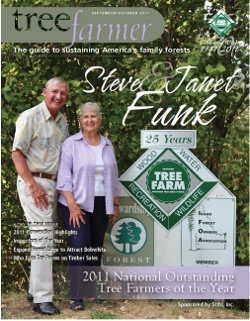 Outstanding Tree Farmers of the Year