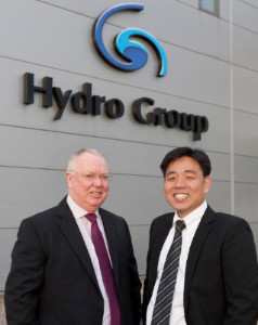 Hydro Group Asia Pacific Growth News