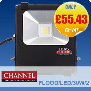 Channel Safety FLOOD/LED/30W/2