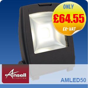 Ansell Lighting AMLED50