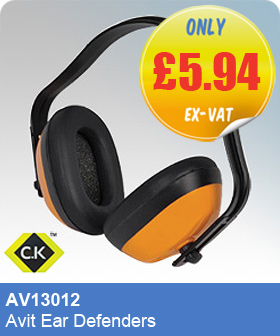 CK Tools AV13012 Avit Ear Defenders