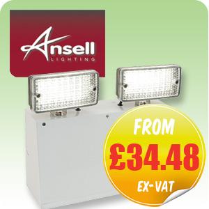 Ansell Guardian LED Bulkhead IP65
