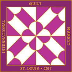 2017 Spring Quilt Market in St Louis Missouri
