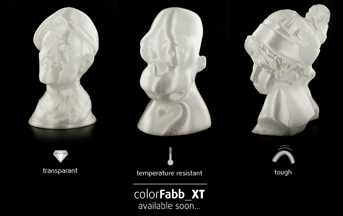 ColorFabb spools