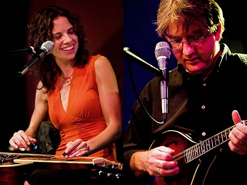 Circle of Friends Coffeehouse: Abbie Gardner and Jim Henry Oct 15
