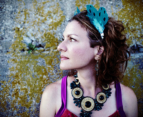 Antje Duvekot at Circle of Friend Coffeehouse - May 12