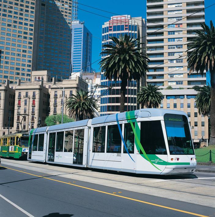来年1月からメルボルン市中心区域のトラム乗車が無料に!!