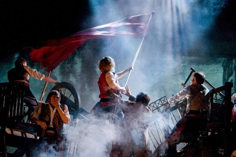 「レ・ミゼラブル」がメルボルンで再演