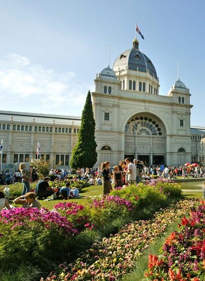 メルボルンン国際フラワー&ガーデンショー