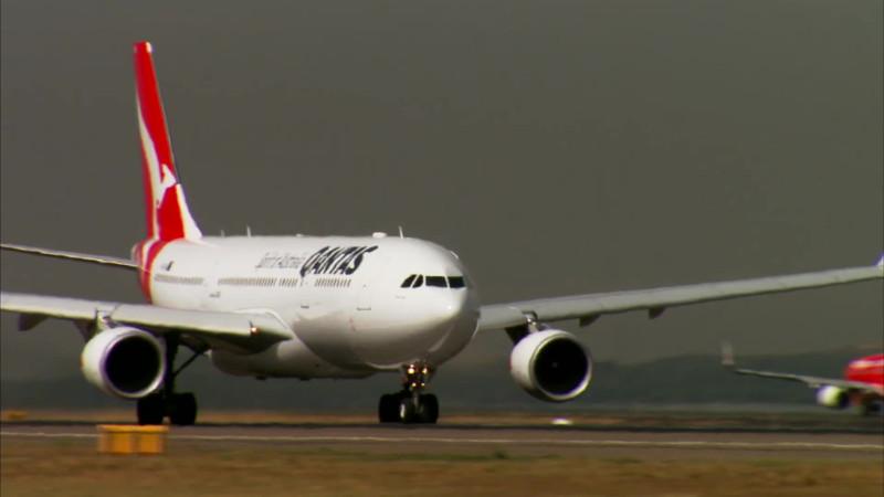 カンタス航空の直行便がいよいよ就航