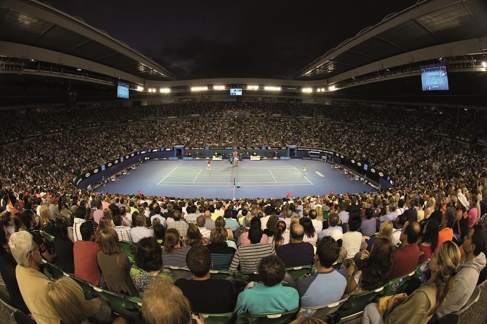 全豪オープンテニス開催!!